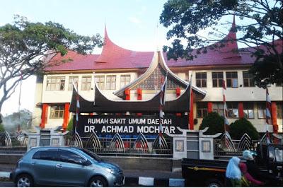 Lowongan Kerja RSUD Dr Achmad Mochtar Bukittinggi November 2020
