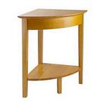 corner table in spanish
