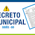 Com avanço da vacinação, Prefeito de Goiás publica novo decreto municipal flexibilizando mais as medidas de enfrentamento a COVID-19