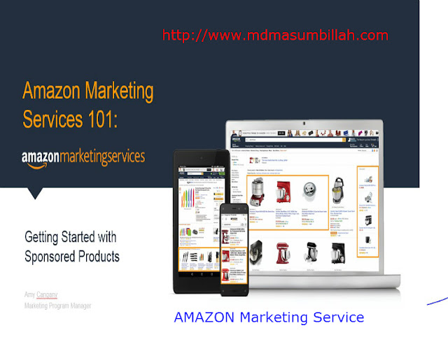 AMAZON Marketing Service