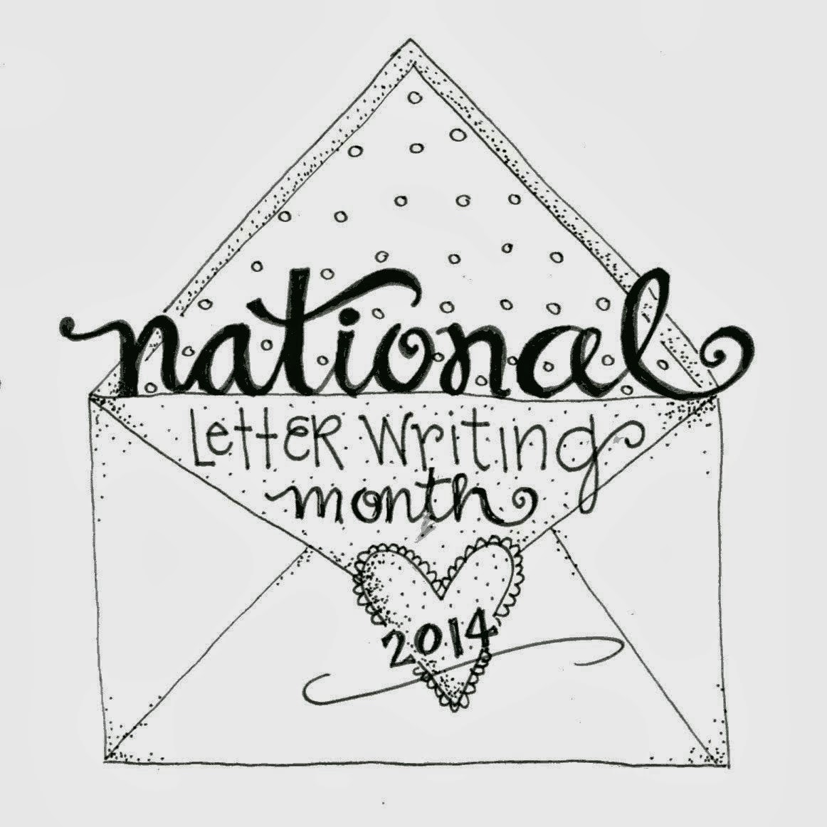 national letter writing month createology national letter writing month is april 23752