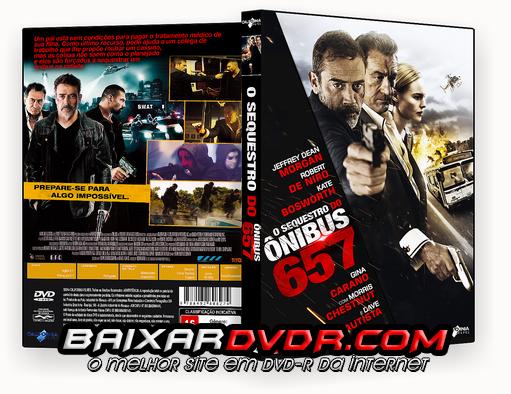 O SEQUESTRO DO ONIBUS 657 (2016) DUAL AUDIO DVD-R OFICIAL