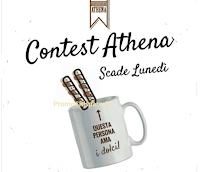 Logo Vinci gratis le tazze ''Golose'' di Sweet Athena