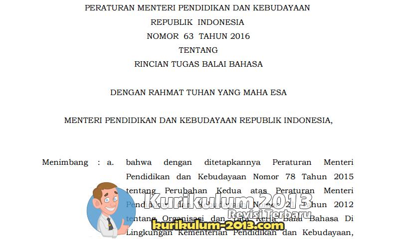 Permendikbud Terbaru Nomor 22 Tahun 2016 Tentang Pedoman Penyusunan RPP - RPP