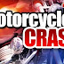 Crash on Soncy sends motorcyclist to the hospital