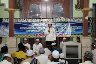 2000 Guru Buka Bersama Walikota