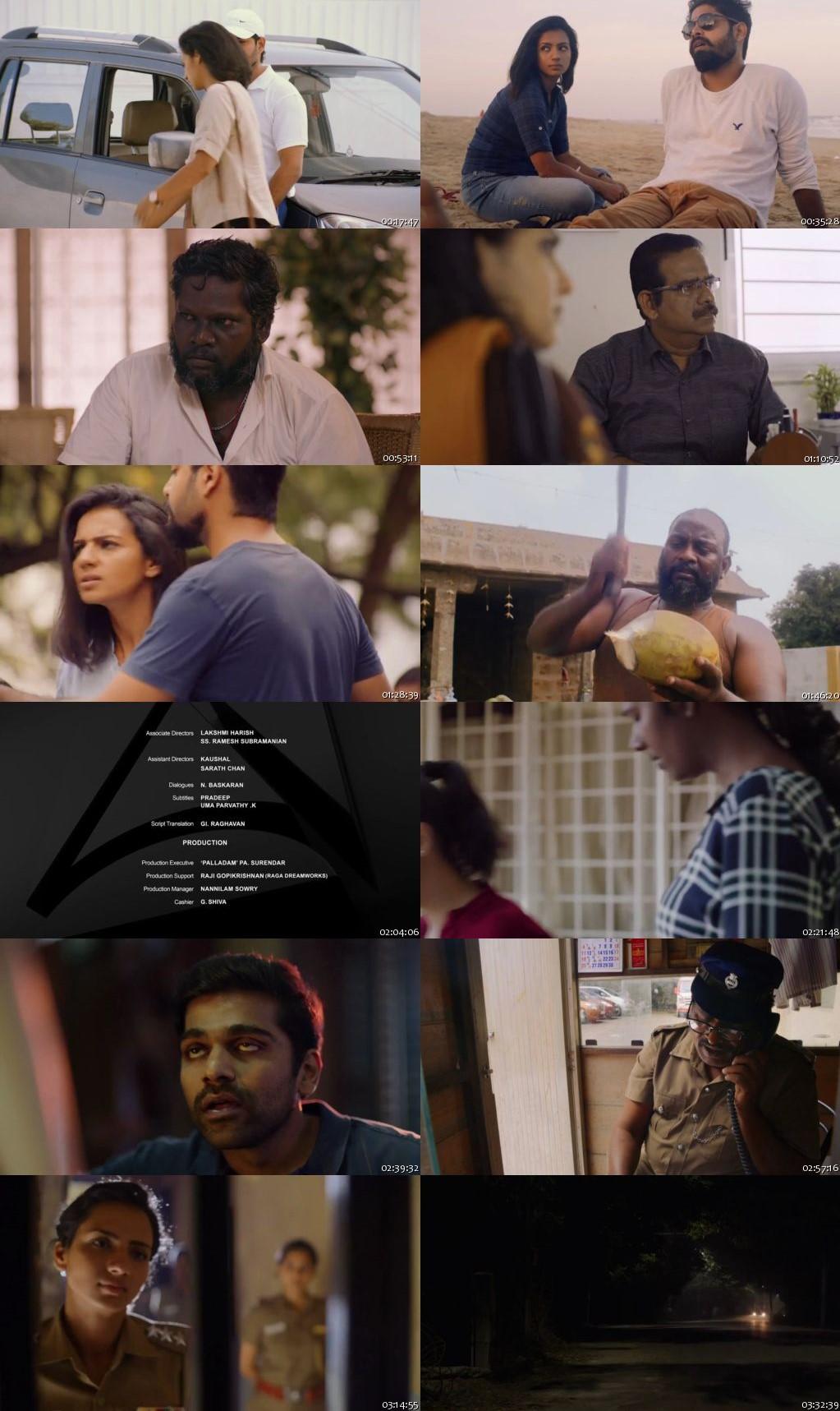 Vadham 2021 (Season 1) All Episodes HDRip 720p
