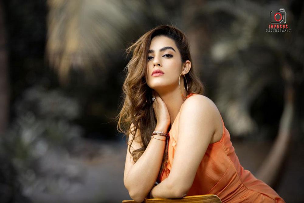 Actress Kavya Thapar Photoshoot