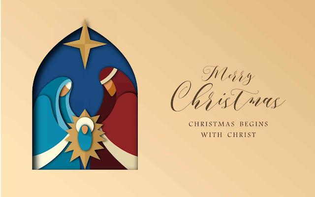 Christ Filled Christmas