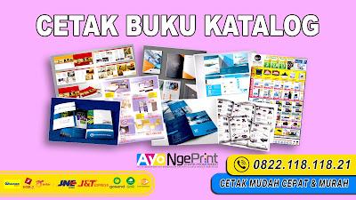 Percetakan Buku Katalog Produk Murah di Banjaran, Bandung