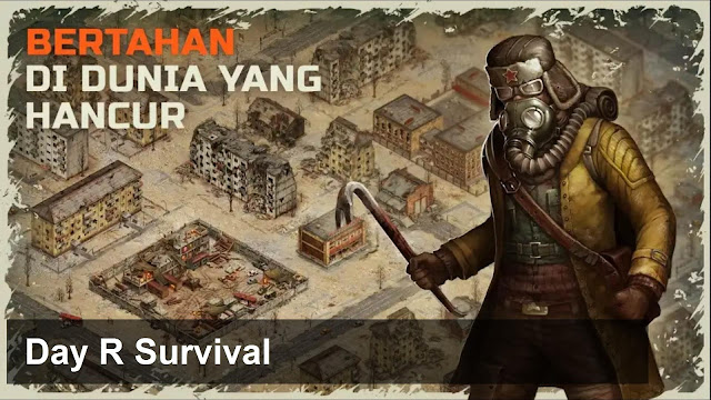 Day R Survival - Game Petualangan Offline