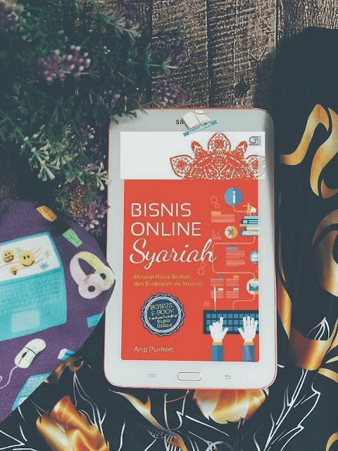 Ulasan buku bisnis online syariah