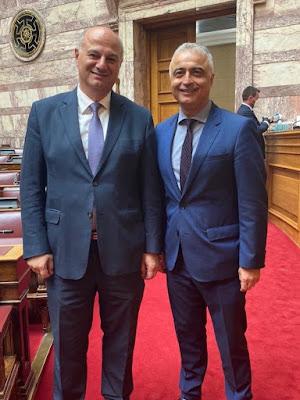 Λάζαρος Τσαβδαρίδης από το βήμα της Βουλής: «Σημαντικό βήμα για τη θεραπεία χρόνιων παθογενειών στη Δικαιοσύνη το πολυνομοσχέδιο του αρμόδιου Υπουργείου»