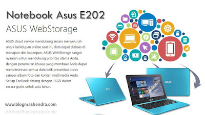 Didukung Asus WebStorage 16GB - Blog Mas Hendra