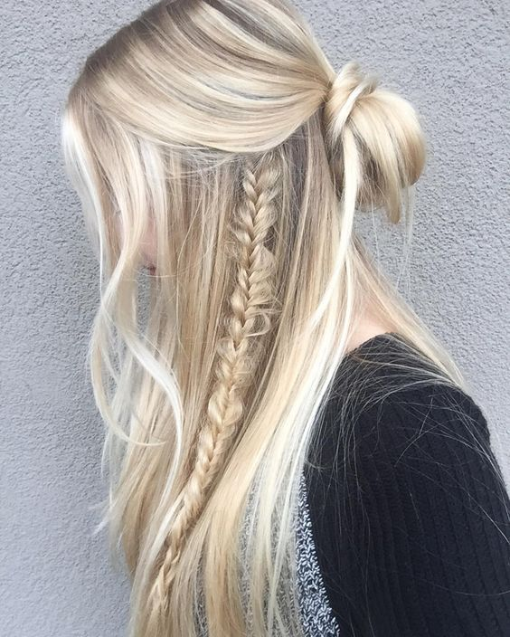 cute easy hairstyles the best hairstyles for dirty hair Amazing Hair Casual Event
