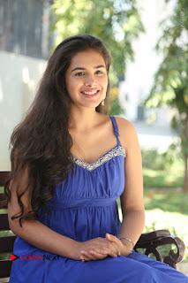 Actress Prasanna Stills in Blue Short Dress at Inkenti Nuvve Cheppu Movie Platinum Disc Function  0114.JPG