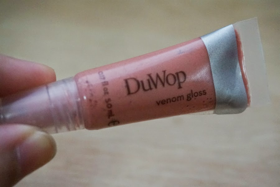 DuWop Venom Gloss in Coral Tree