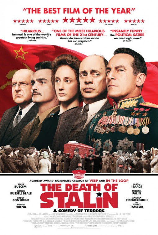 Nonton Film The Death of Stalin (2017)