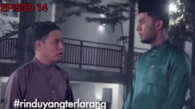 Tonton Drama Rindu Yang Terlarang Episod 14