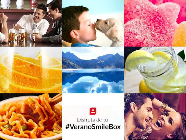 SmileBox agosto 2016 - productos sorpresa