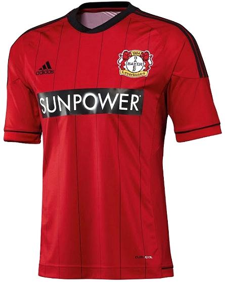 b931975eca Bayer Leverkusen lança camisa para a próxima temporada - Show de Camisas