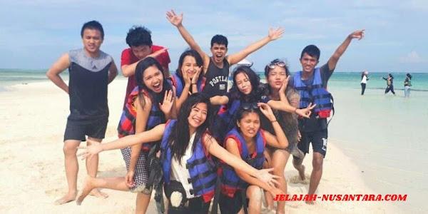 akomodasi wisata open trip pulau pramuka murah