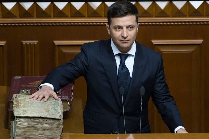 Presidente da Ucrânia pede justiça e indenizações por abate de avião