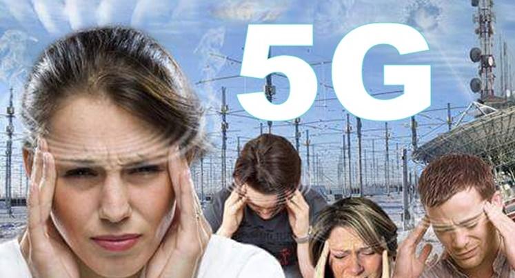 Tecnologia 5G: Você se tornará uma antena controlada mentalmente