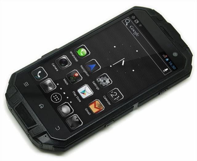 Smartphone Durrocomm Conquest - 640x522