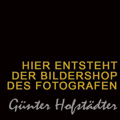 Hier entsteht ein Bildershop des Fotografen Günter Hofstädter