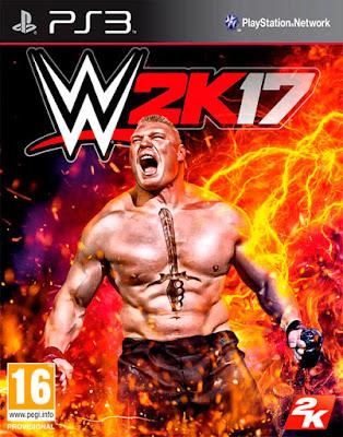 WWE 2K17 PS3 Torrent (2016)