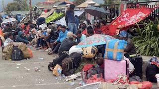 Di Wamena, Pendatang Dibunuh