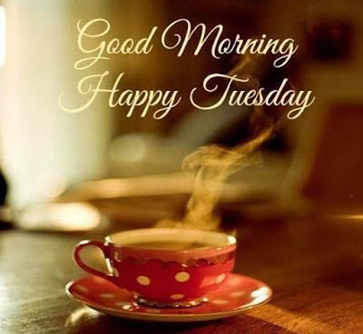 Good morning Happy Tuesday Wishes