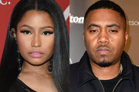 Nicki Minaj Just Confirm That She And Nas Are Dating? (Video)