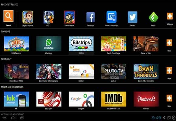 BlueStacks 2016