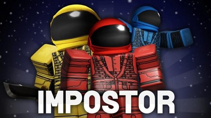 Roblox Impostor 3D - O jogo inspirado no Among US