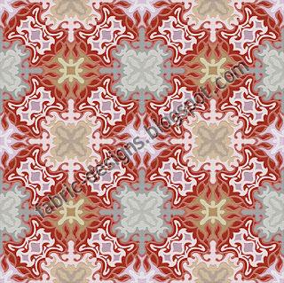 pattern textile design 2
