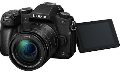 Поворотный экран Lumix G80/G85