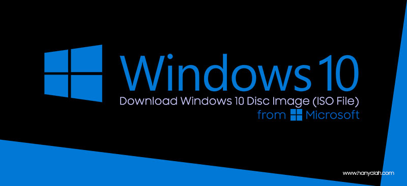 Gratis Download Windows 10 Disc Image (File Iso)