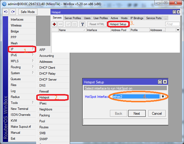 How to configure Hotspot in Mikrotik Router | Online