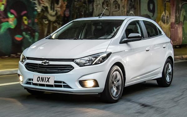 Chevrolet Onix e Spin têm financiamento em 72 meses e 20% de entrada
