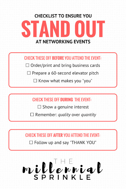 6 Surefire Ways to Stand Out at Any Conference or Networking Event