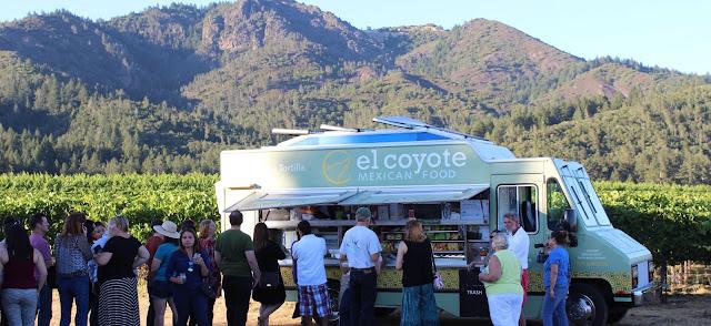 El Coyote gourmet food truck
