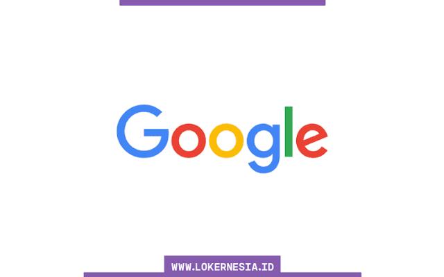 Lowongan Kerja Google Indonesia Maret 2021