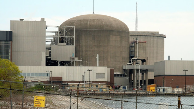 "Alerta de emergencia en Canadá por ""incidente"" en la central nuclear de Pickering"