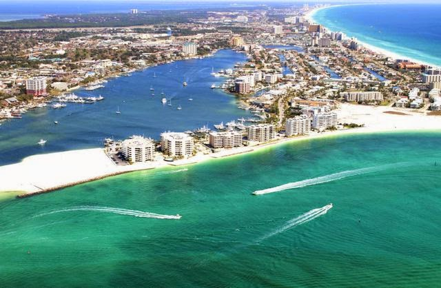 Florida Emerald Coast Realty Sales