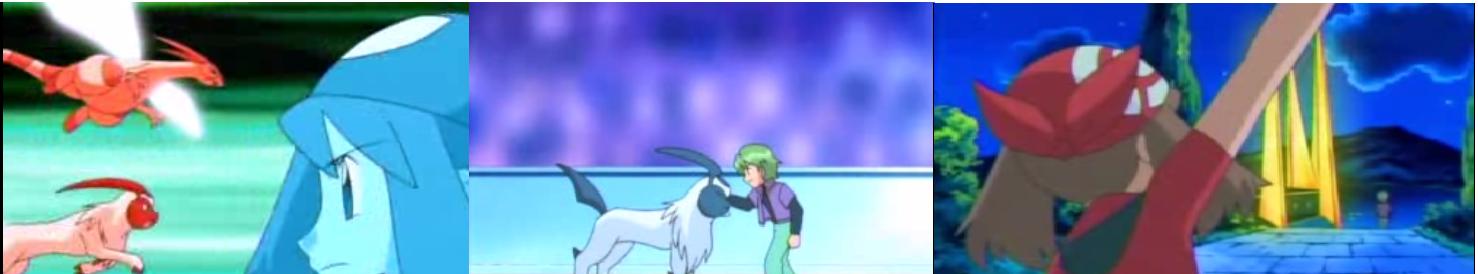 Pokemon Capitulo 36 Temporada 9 En La Zona De Batalla