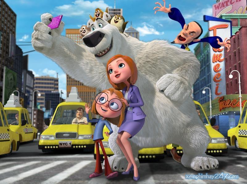 http://xemphimhay247.com - Xem phim hay 247 - Đầu Gấu Bắc Cực (2016) - Norm Of The North (2016)