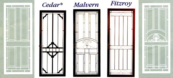 Wrought Aluminium window door gate Singapore: Choosing