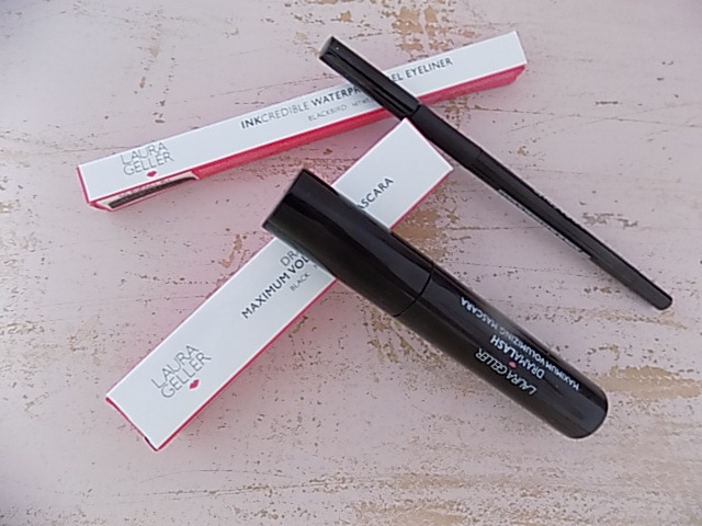 Laura Geller Dramalash Maximum Volumising Mascara | Inkredible Waterproof Gel Eyeliner